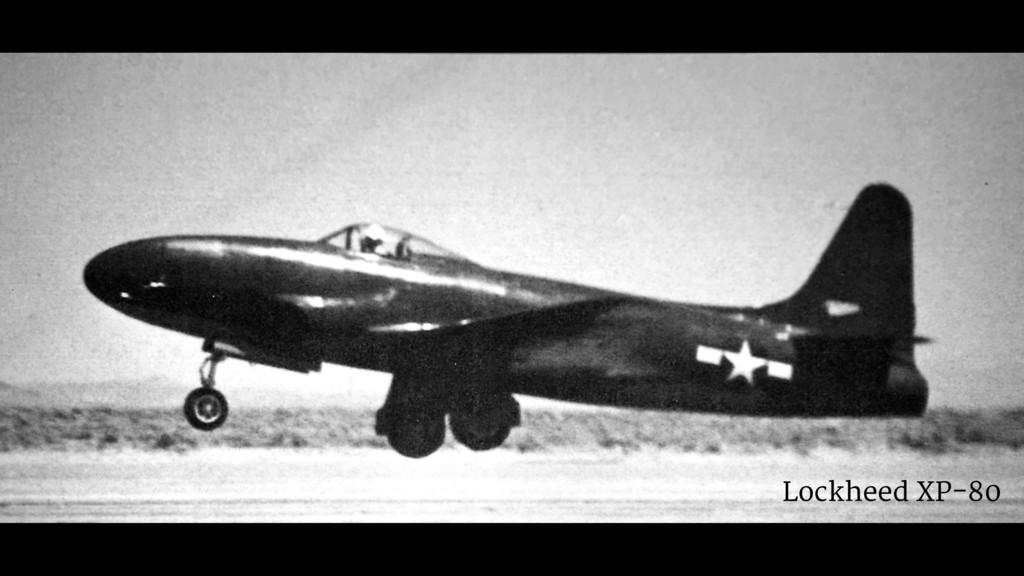 Lockheed XP-80
