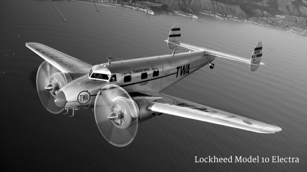 Lockheed Model 1o Electra