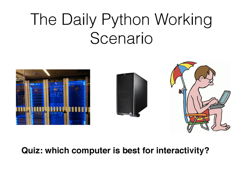 The Daily Python Working Scenario Quiz: which c...