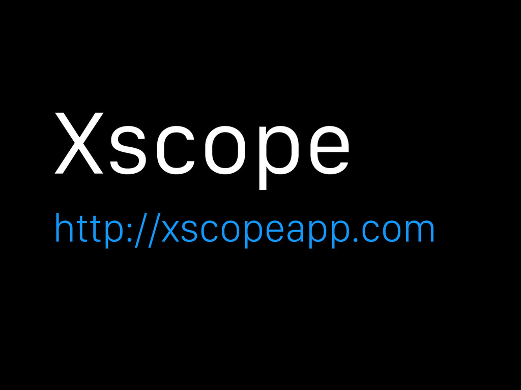 Xscope http://xscopeapp.com