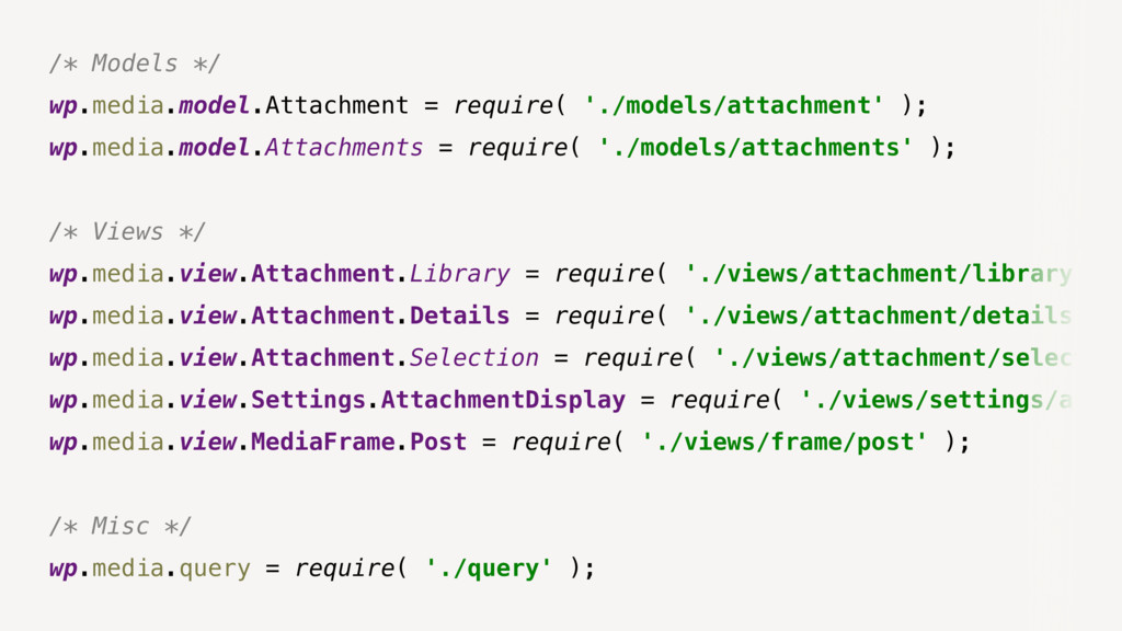 /* Models */ wp.media.model.Attachment = requir...