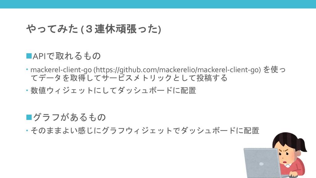 (<9.;2 ) nAPI1 – mackerel-client-go...