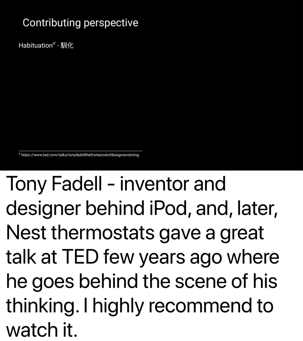 Tony Fadell - inventor and designer behind iPod...