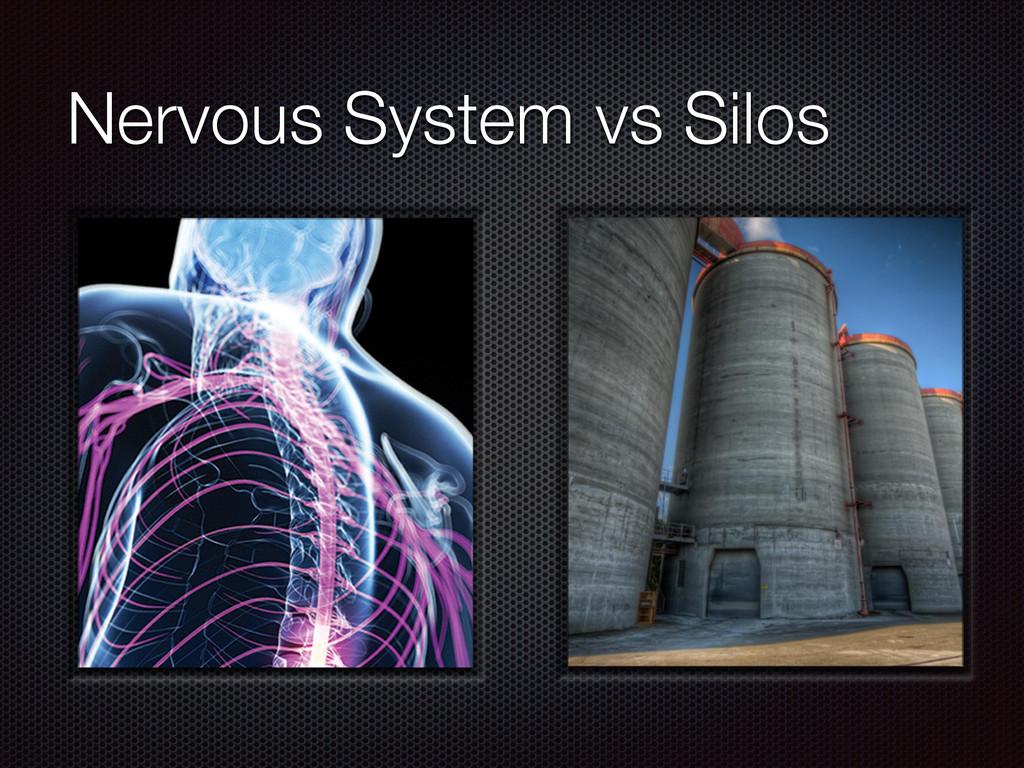 Nervous System vs Silos