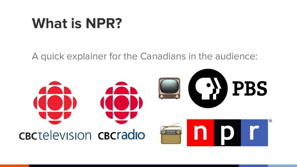 What is NPR? A quick explainer for the Canadian...