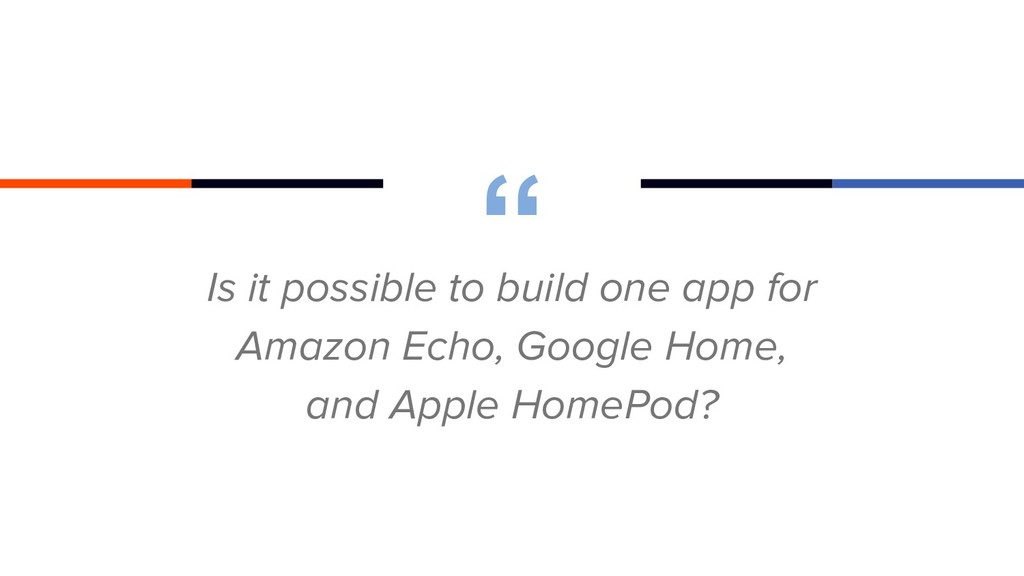""""""" Is it possible to build one app for Amazon Ec..."""