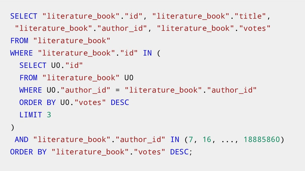 "SELECT ""literature_book"".""id"", ""literature_book..."