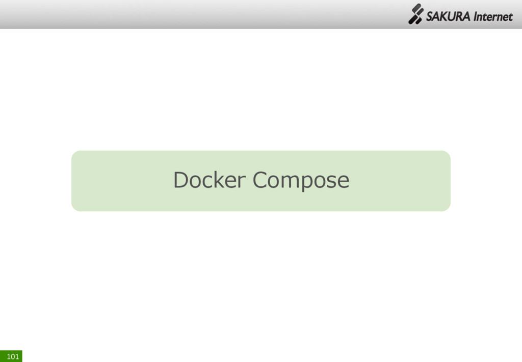 101 Docker Compose