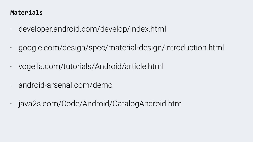 - developer.android.com/develop/index.html - go...