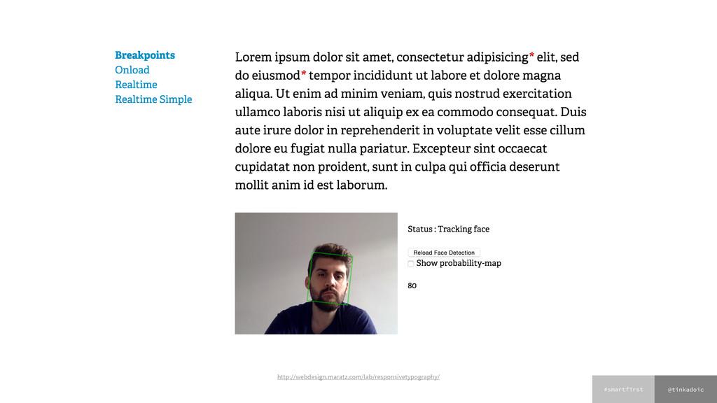 @tinkadoic #smartfirst http://webdesign.maratz....