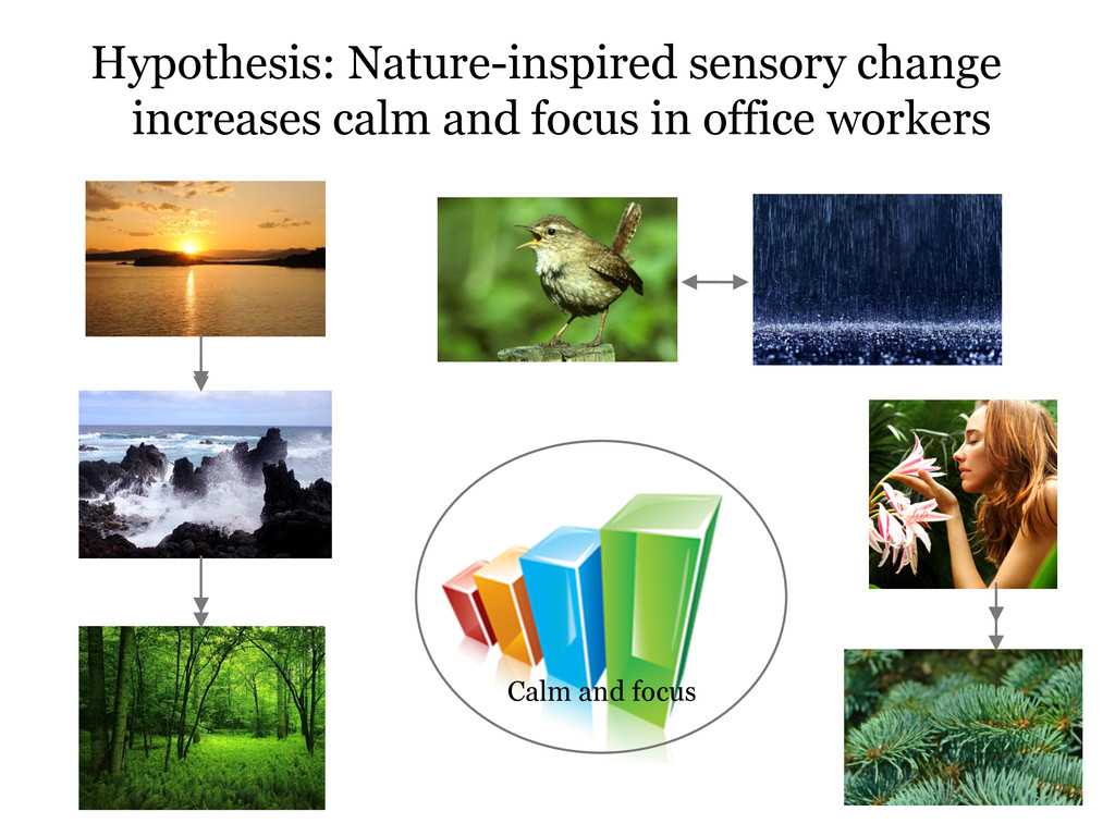 Hypothesis: Nature-inspired sensory change incr...