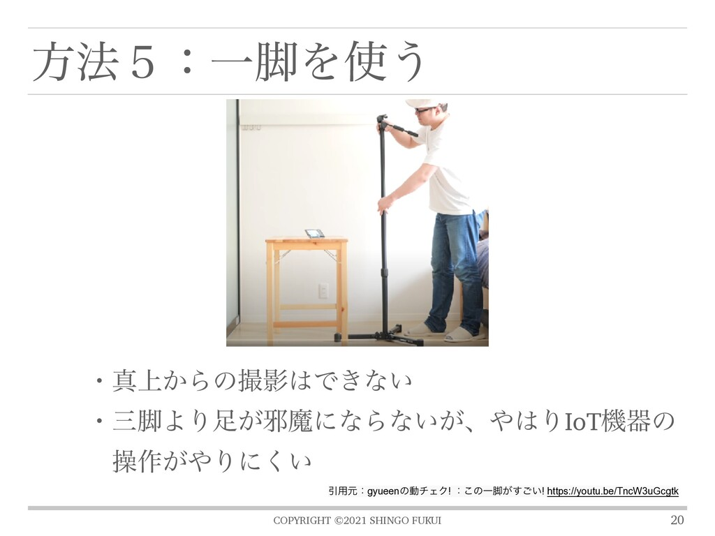COPYRIGHT ©2021 SHINGO FUKUI ํ๏̑ɿҰ٭Λ͏ 20 Ҿ༻ݩɿg...