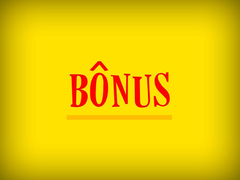 bonus ^