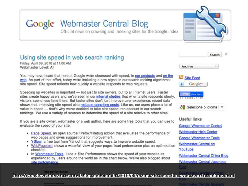 http://googlewebmastercentral.blogspot.com.br/2...
