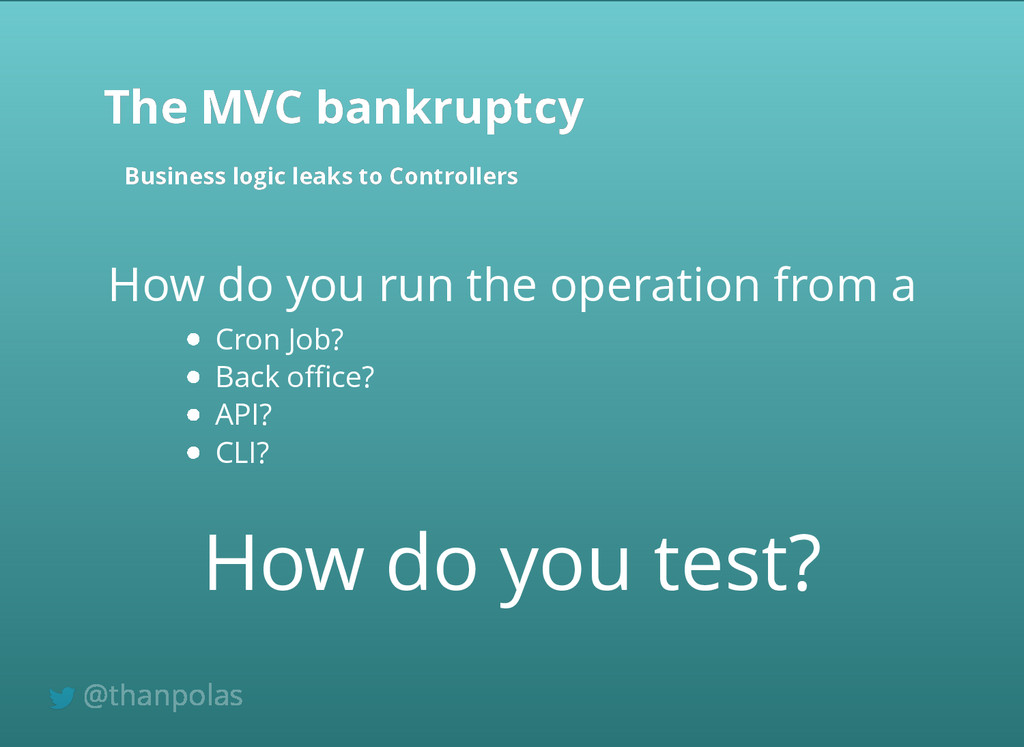 The MVC bankruptcy The MVC bankruptcy Business ...