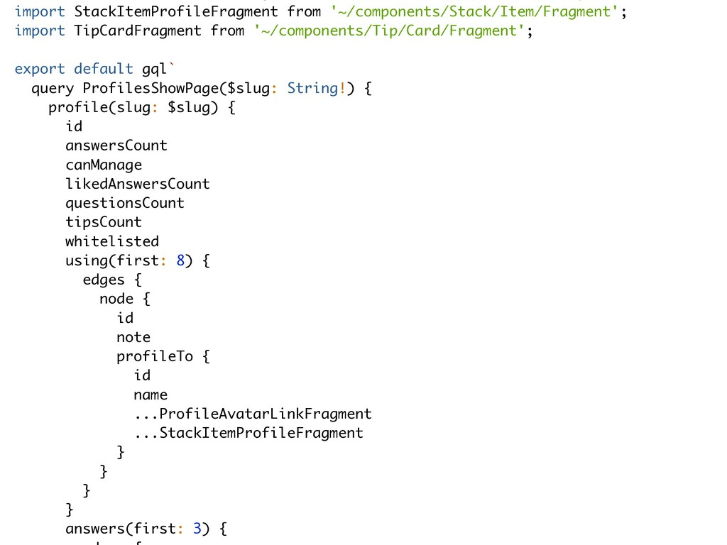 import StackItemProfileFragment from '~/compone...