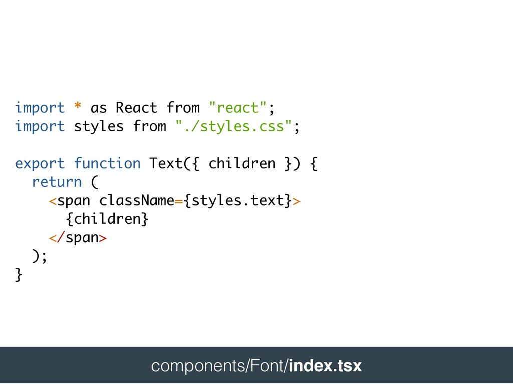 """import * as React from """"react""""; import styles f..."""