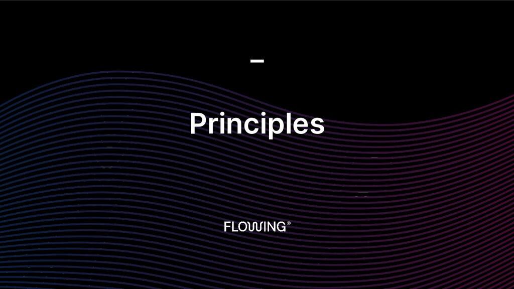 Principles _