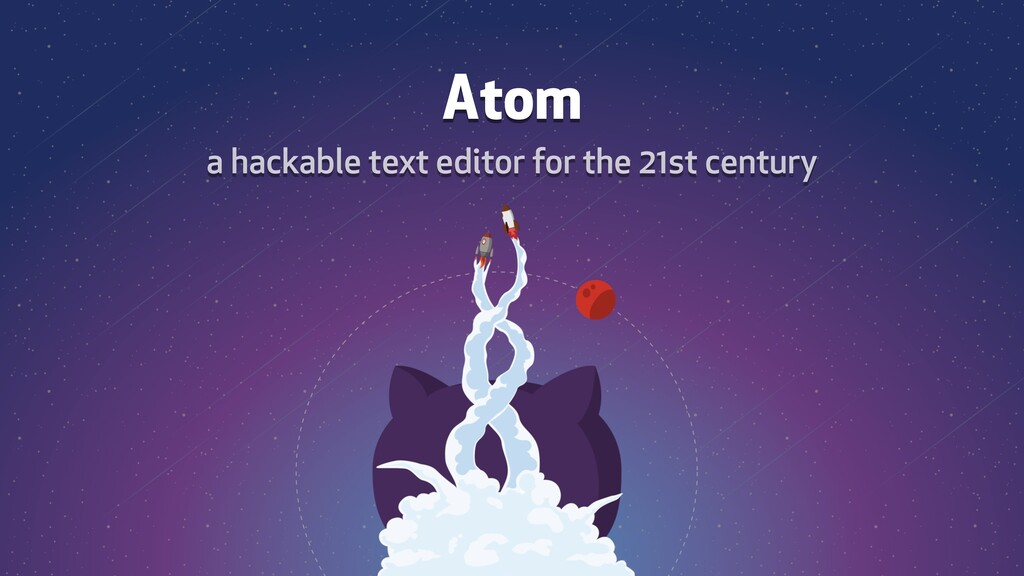 Atom a hackable text editor for the 21st century