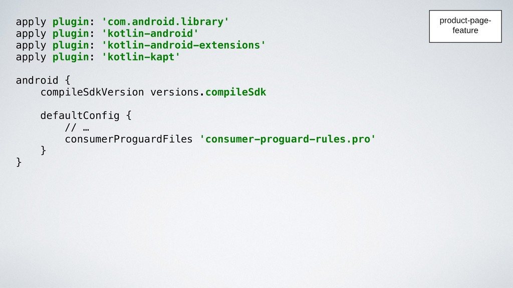 apply plugin: 'com.android.library' apply plugi...