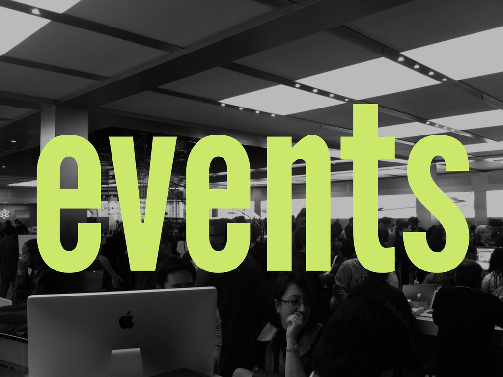 Events events