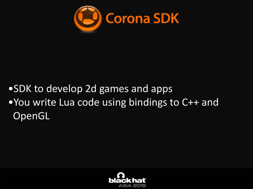 •SDK	
