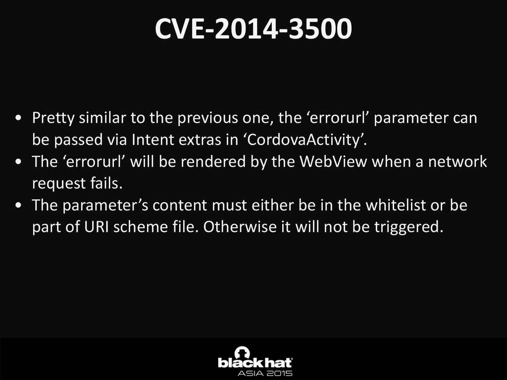 CVE-­‐2014-­‐3500 • Pretty	