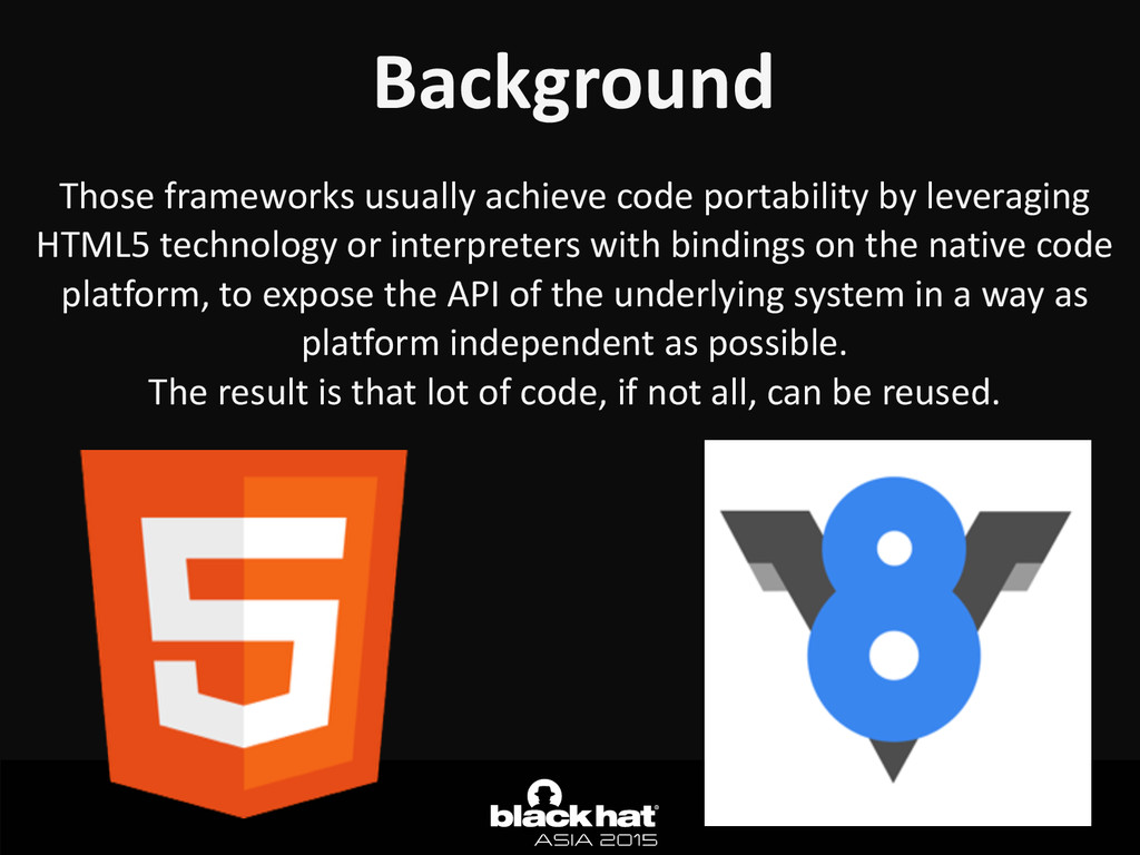 Background Those	
