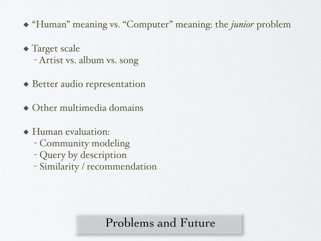 "◆ ""Human"" meaning vs. ""Computer"" meaning: the j..."