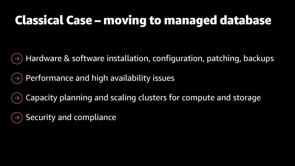 Hardware & software installation, configuration...