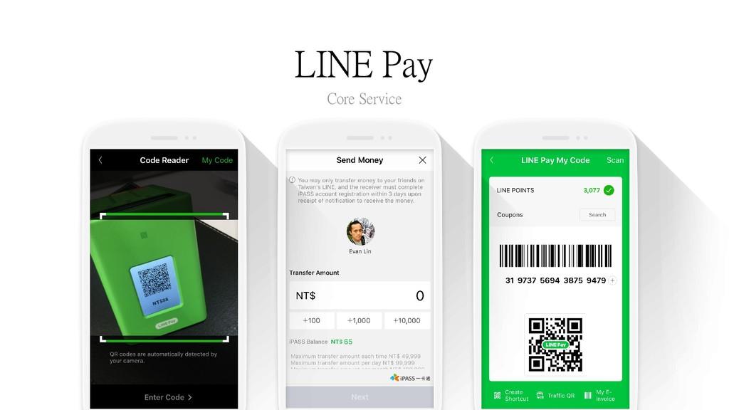 LINE Pay Core Service