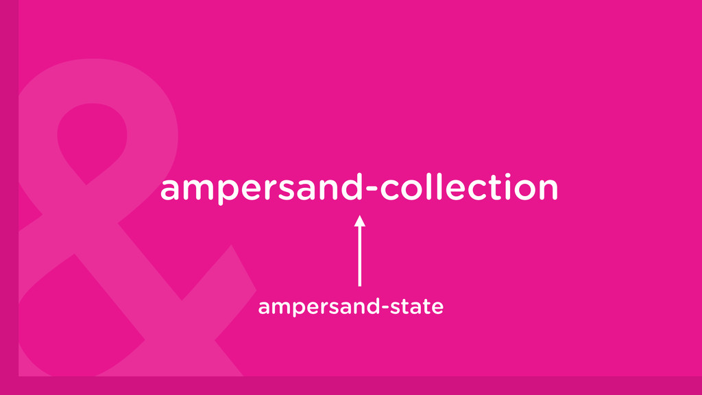 ampersand-collection ampersand-state
