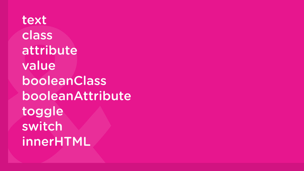 text class attribute value booleanClass boolean...