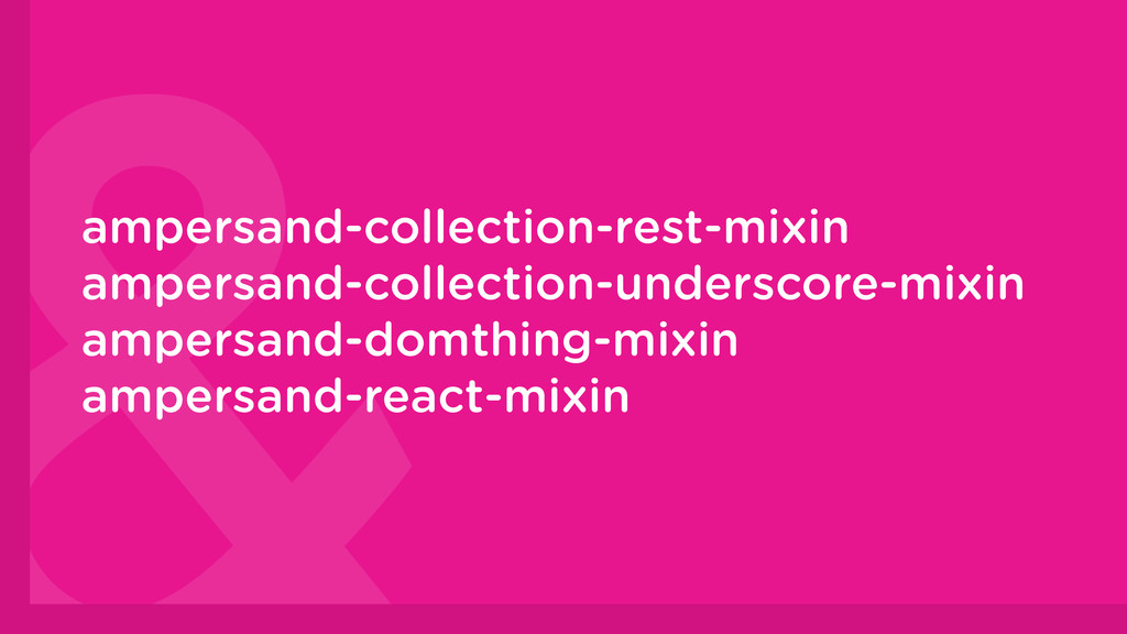 ampersand-collection-rest-mixin ampersand-colle...