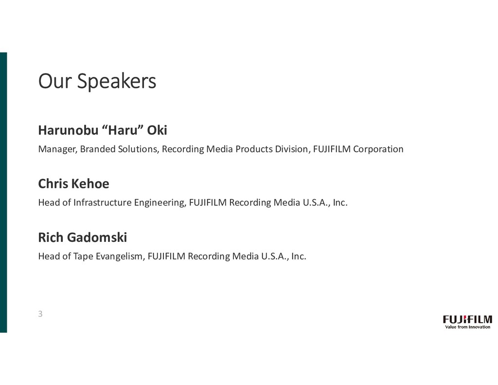 "Our Speakers Harunobu ""Haru"" Oki Manager, Brand..."