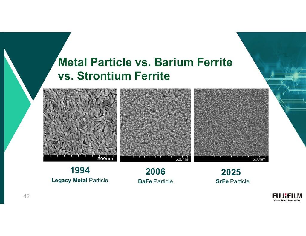 Metal Particle vs. Barium Ferrite vs. Strontium...