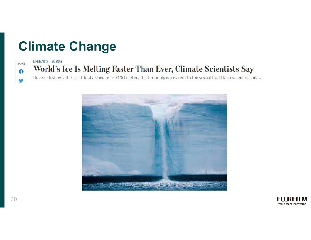 Climate Change 70