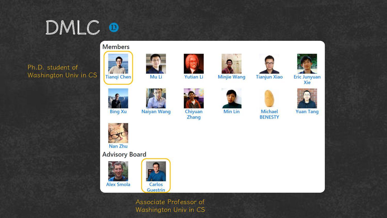 DMLC Associate Professor of Washington Univ in ...