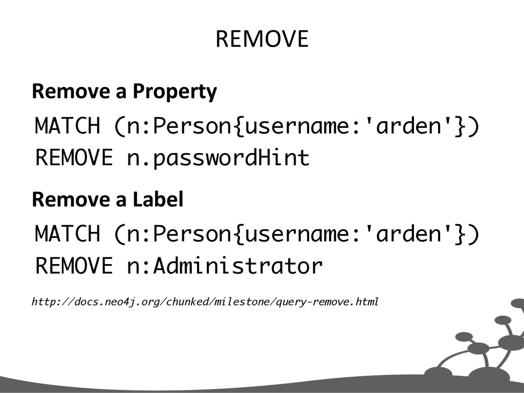 REMOVE	
