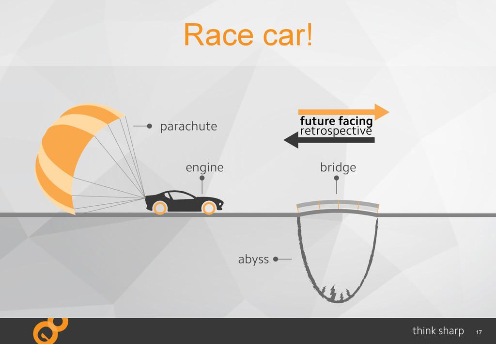 17 Race car!