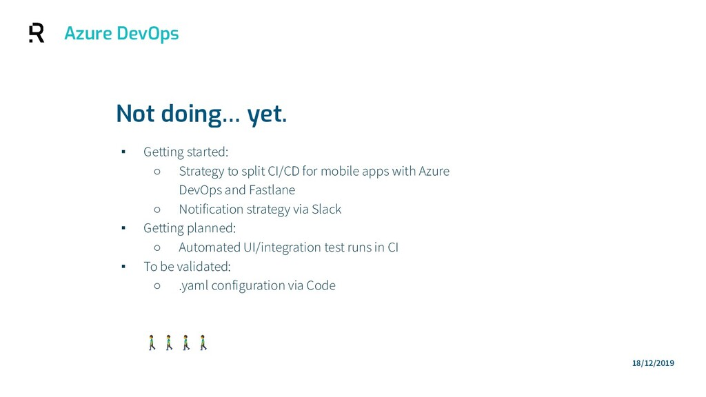 Azure DevOps ▪ Getting started: ○ Strategy to s...