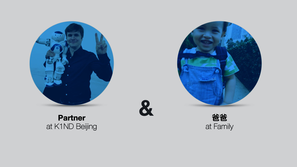 Partner ᇁᇁ & at K1ND Beijing at Family