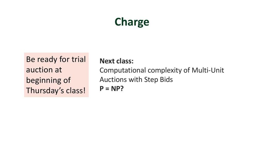 Next class: Computational complexity of Multi-U...