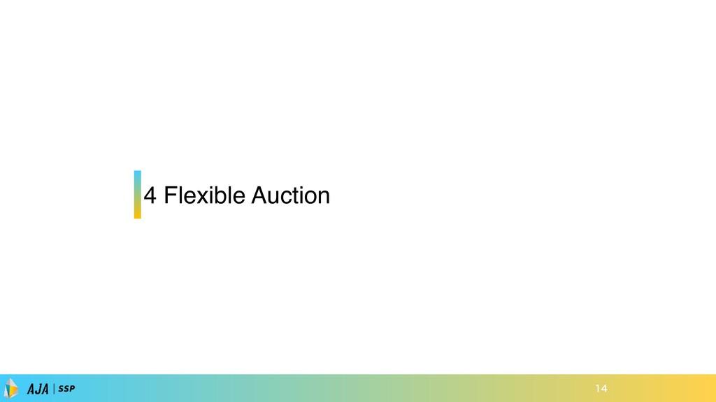 4 Flexible Auction