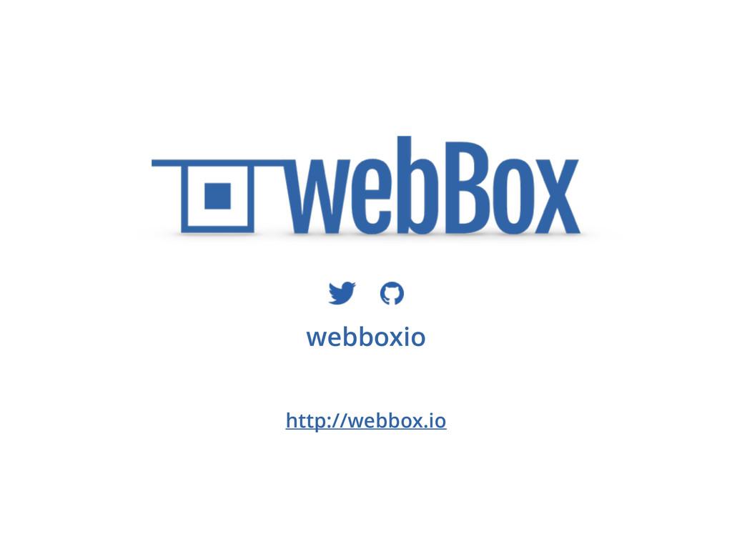 webboxio http://webbox.io