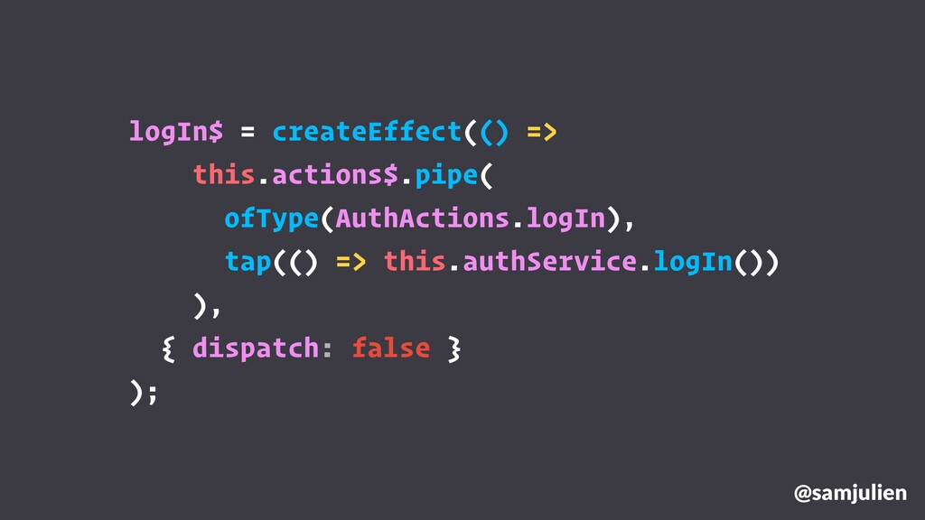 logIn$ = createEffect(() => this.actions$.pipe(...