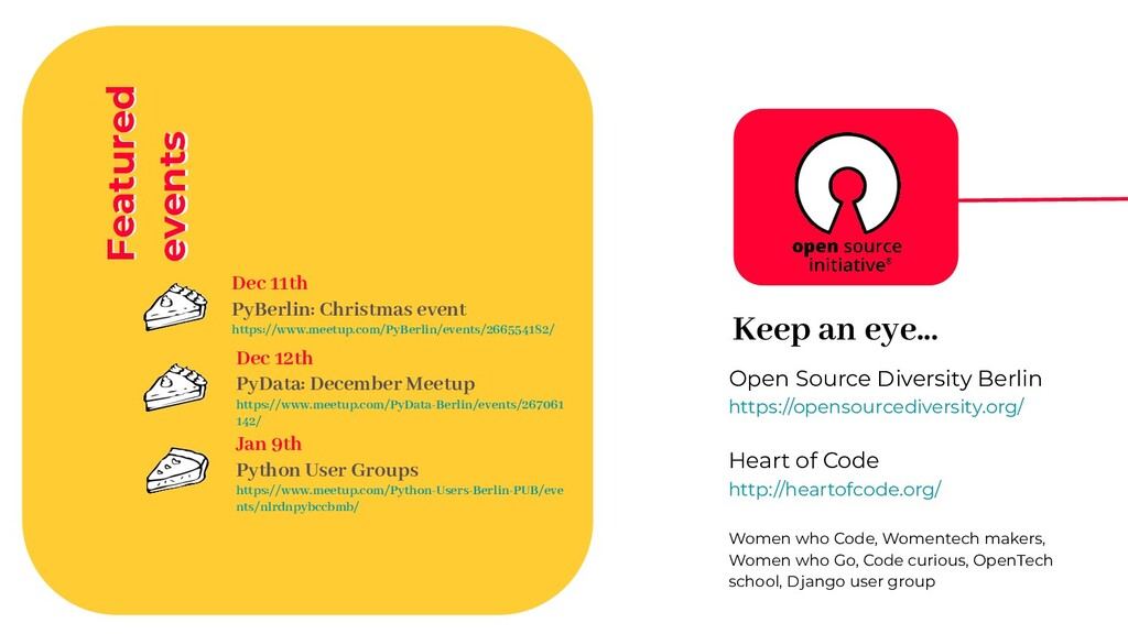 Featured events Open Source Diversity Berlin ht...