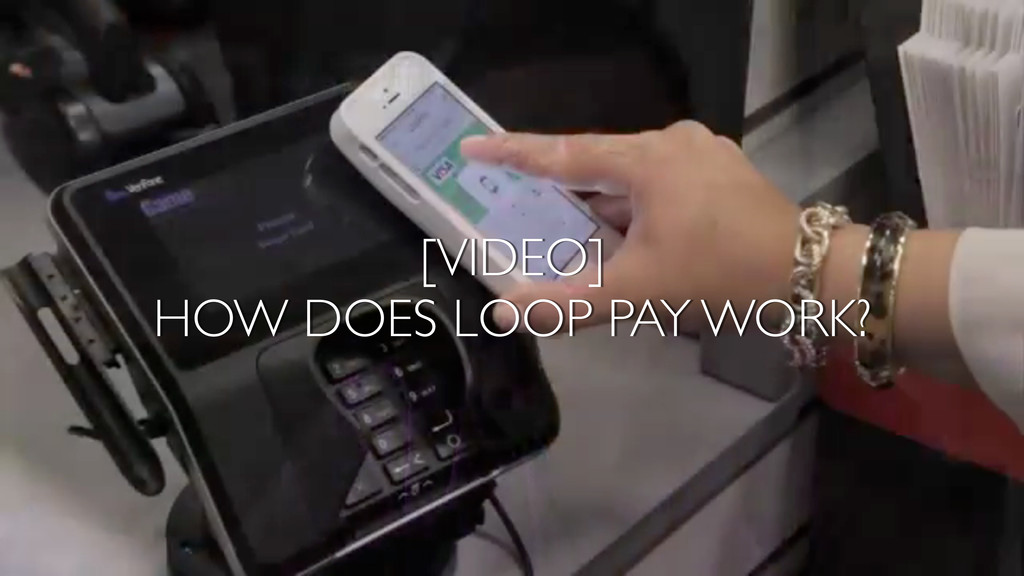 [VIDEO] HOW DOES LOOP PAY WORK?