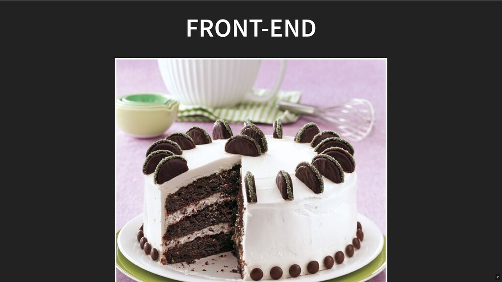 FRONT-END 2