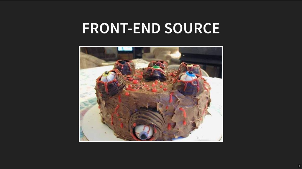 FRONT-END SOURCE 3